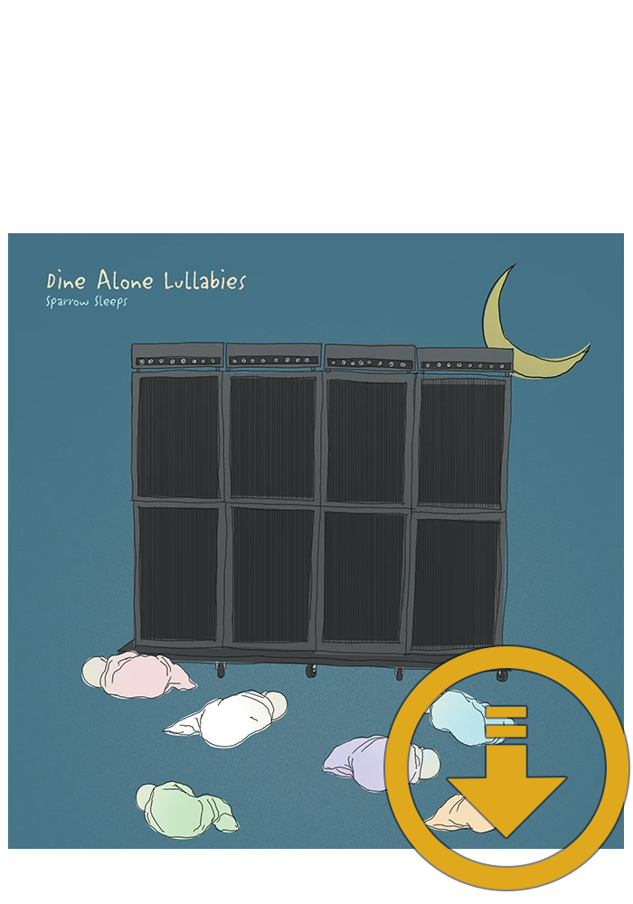 Dine Alone Lullabies (Download)