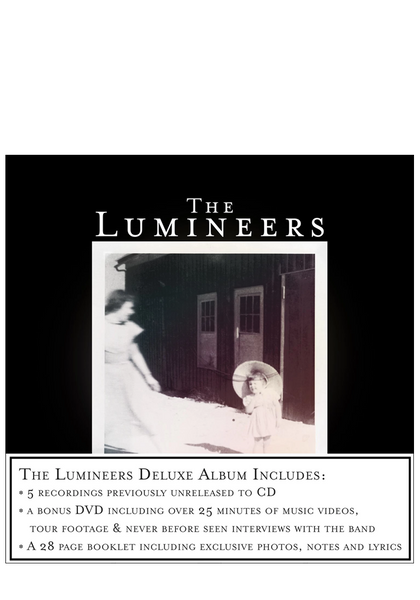 The Lumineers - The Lumineers (Deluxe Editon CD+DVD)