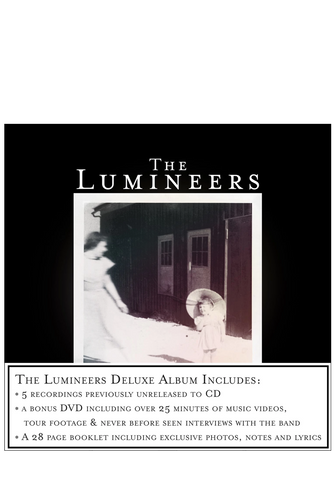 The Lumineers (Deluxe Editon CD+DVD)