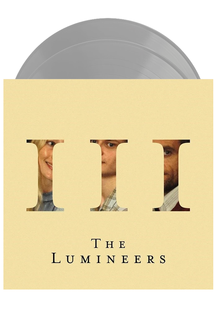 The Lumineers - III (Silver 2LP)