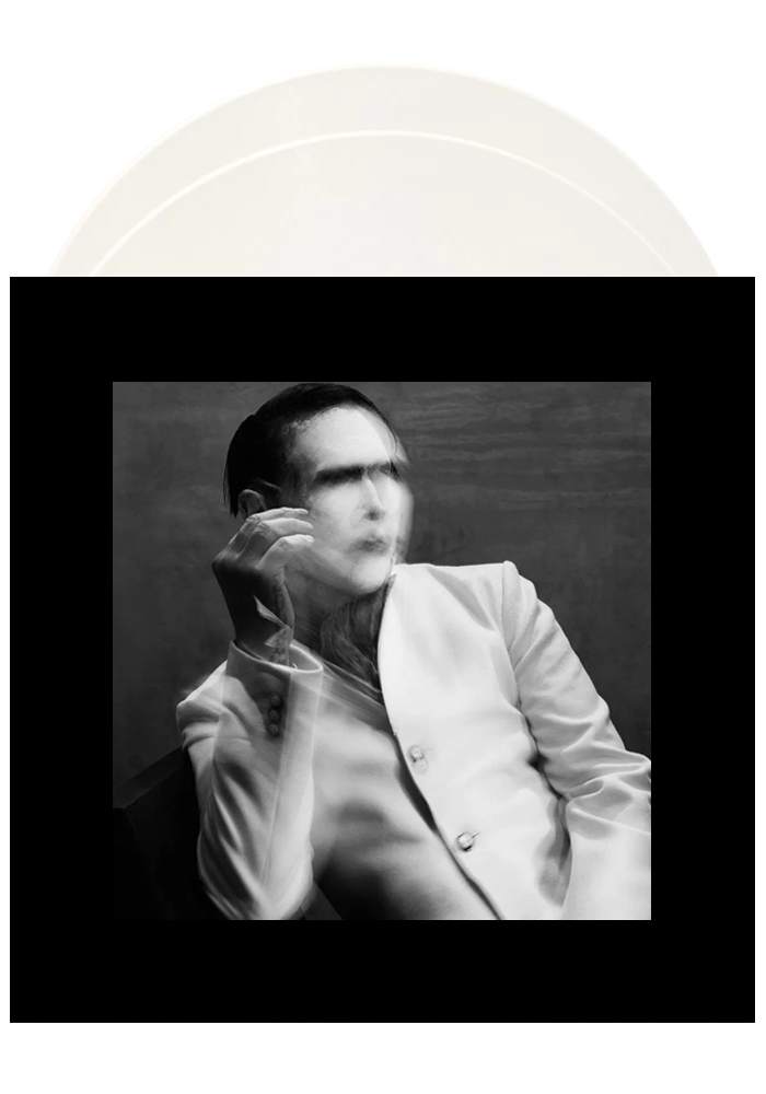 Marilyn Manson - The Pale Emperor (White 2LP)