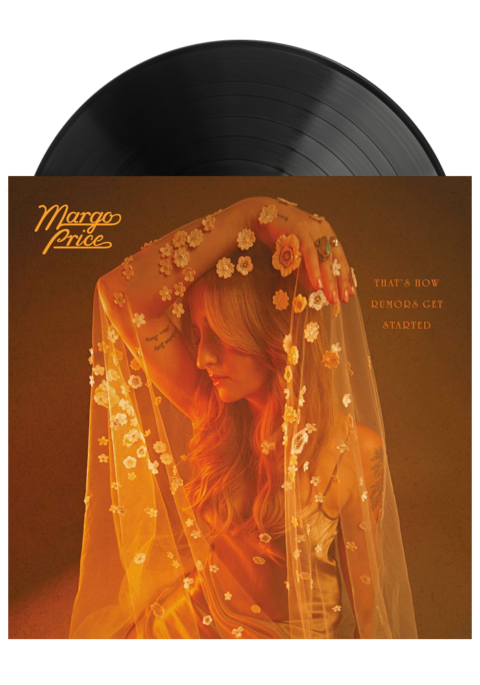 Margo Price ‎– That's How Rumors Get Started (LP)