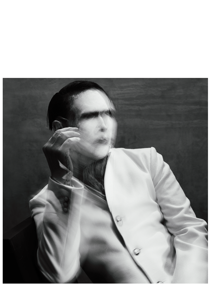 Marilyn Manson - The Pale Emperor (Deluxe) (CD)