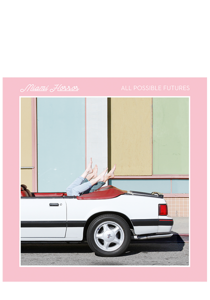 Miami Horror - All Possible Futures (CD)