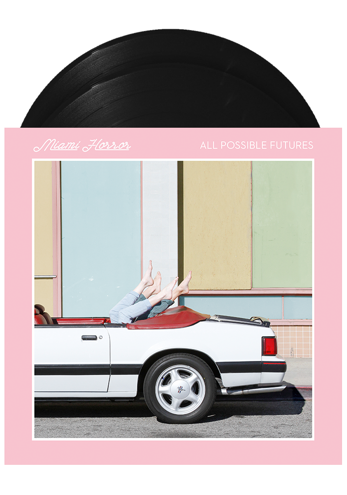 Miami Horror - All Possible Futures (2LP)