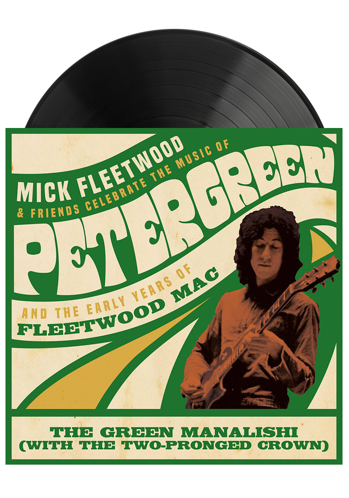 Mick Fleetwod & Friends - Green Manalishi (with the Two Pronged Crown) (LP)