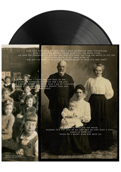 Moneen - Smaller Chairs For The Early 1900s (LP)