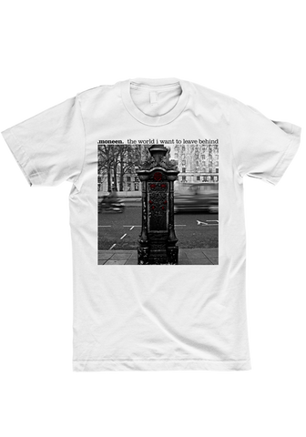 Moneen - The World I Want To Leave Behind T-Shirt