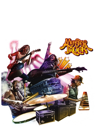 Monster Truck - True Rockers (CD)