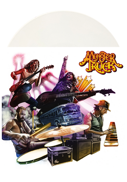 Monster Truck - True Rocker (LP) + T-Shirt & Picks
