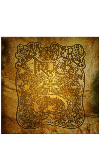 Monster Truck - The Brown EP (CD)