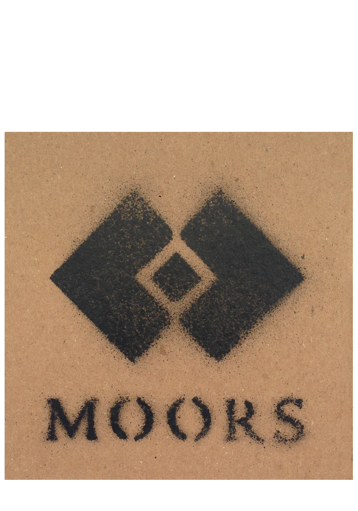 Moors EP (Limited CD)-Moors-Dine Alone Records
