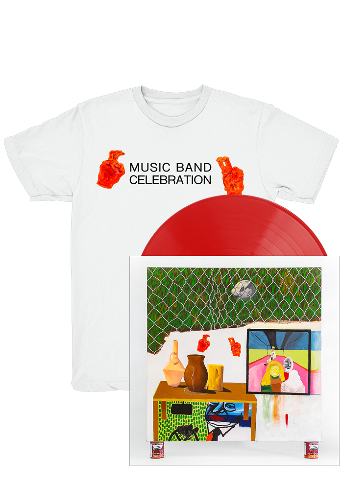 Music Band - Celebration (Vinyl Bundle)