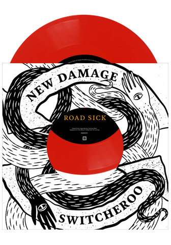 "Cancer Bats / Single Mothers - New Damage Switcheroo Vol. 1 (Red 7"")"