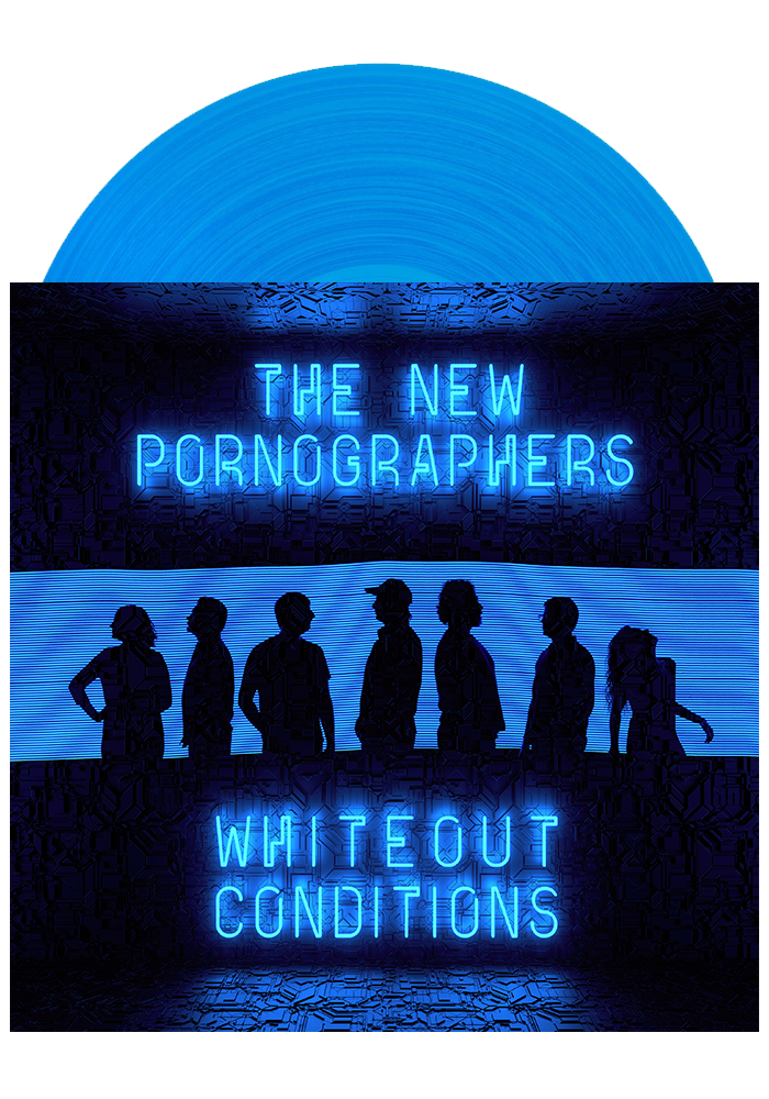 The New Pornographers - Whiteout Conditions (LP)