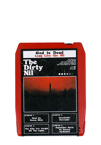 The Dirty Nil - You're Welcome (Red 8 Track)