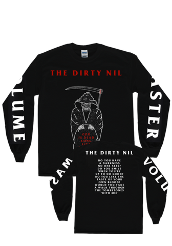 The Dirty Nil - Master Volume Long Sleeve Shirt