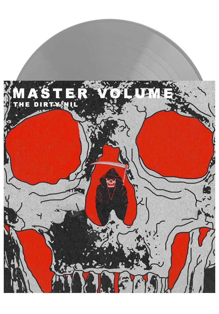 Master Volume (Silver LP)-The Dirty Nil-Dine Alone Records