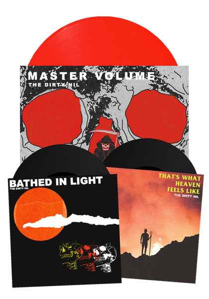 The Dirty Nil - Master Volume (Vinyl Bundle)