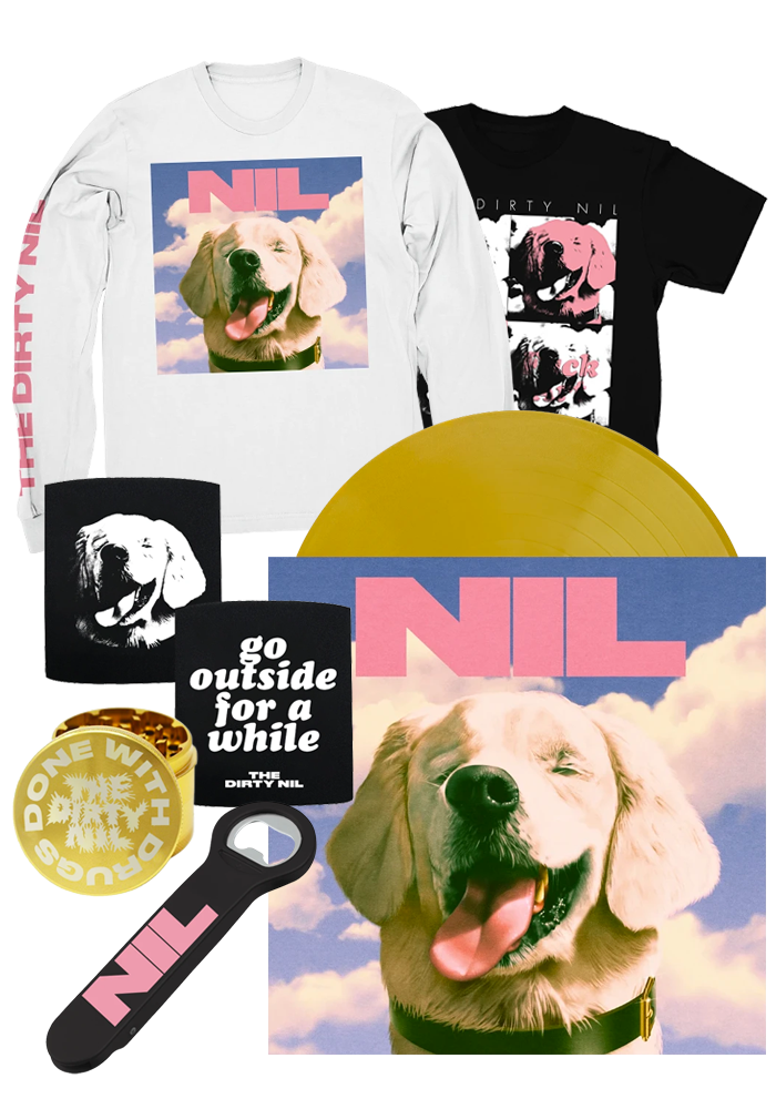 The Dirty Nil - Fuck Art (2nd Drop Bundle) [PRE-ORDER]
