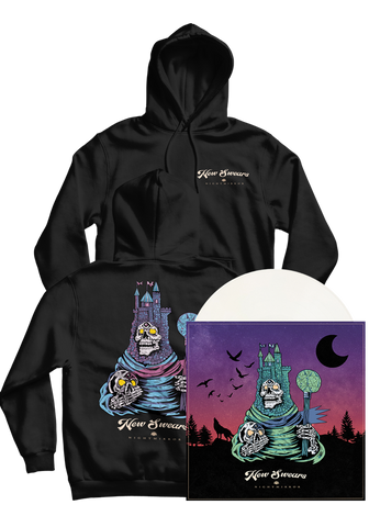New Swears - Night Mirror (LP + Hoodie Bundle)