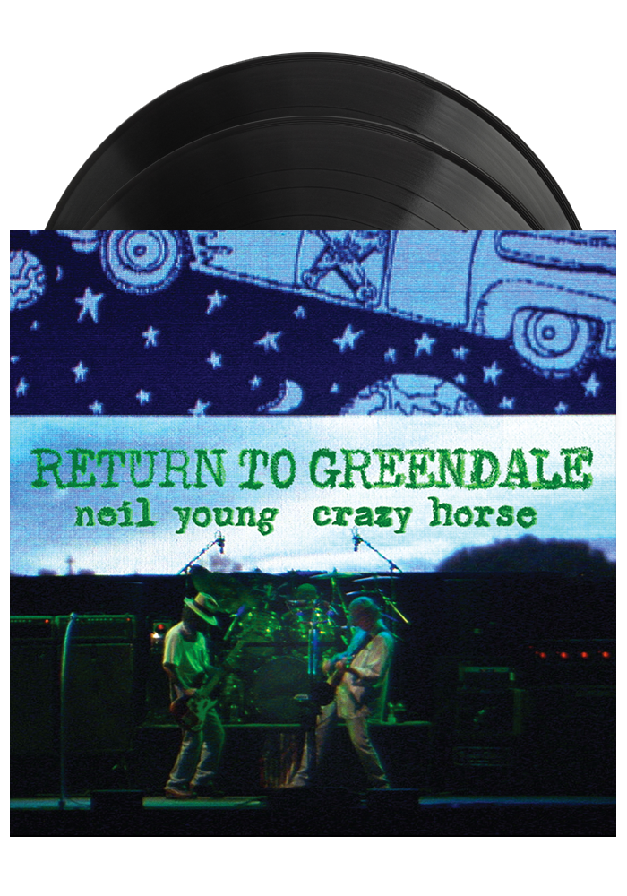 Neil Young & Crazy Horse - Return To Greendale (LP)