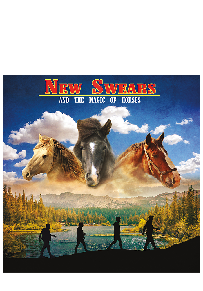 New Swears - And The Magic Of Horses (CD)
