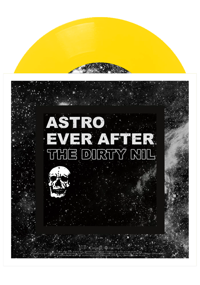 "The Dirty Nil - Idiot Victory / Astro Ever After (Yellow 7"")"