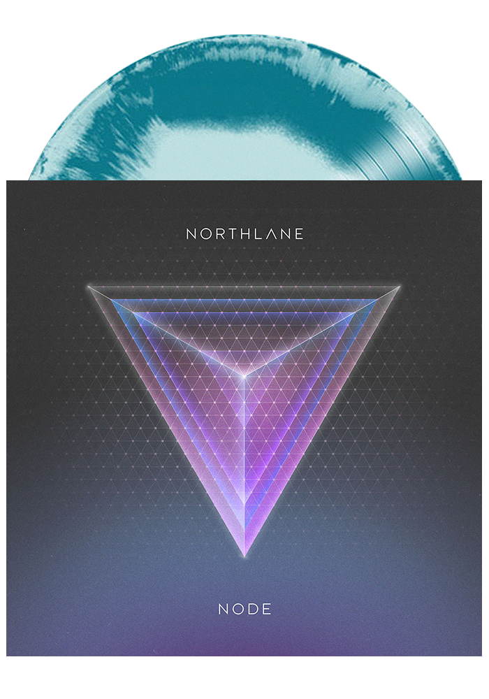 NORTHLANE - Node (Dual Blue LP) - New Damage Records