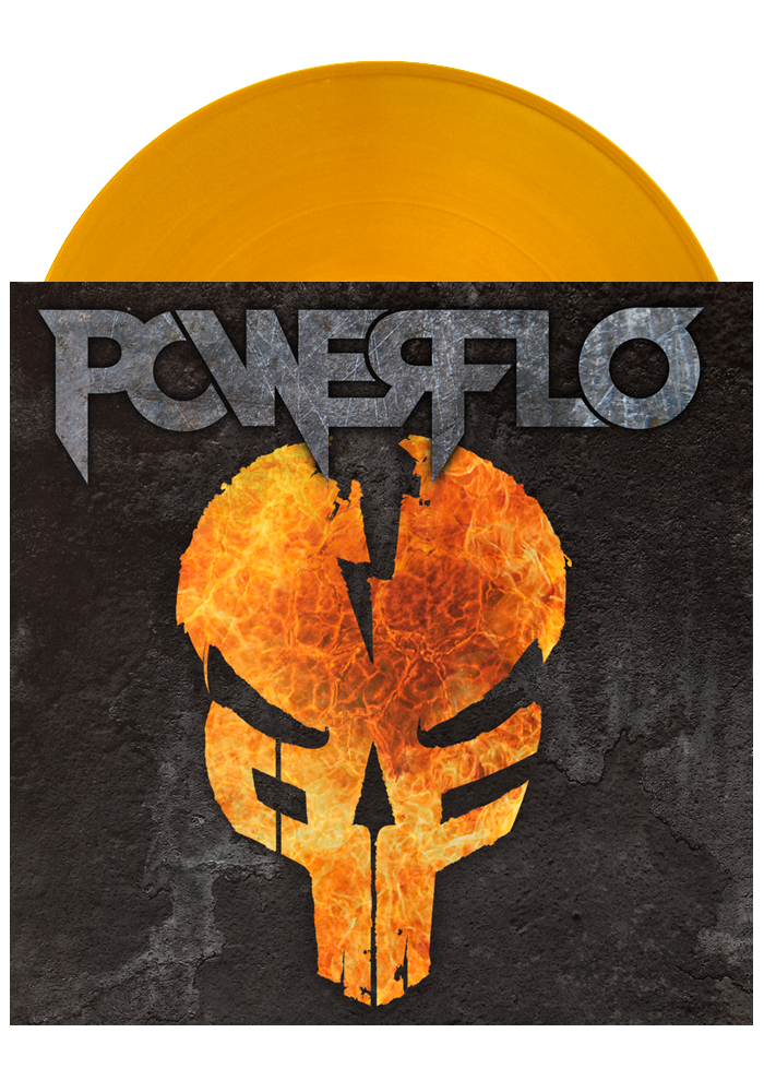 POWERFLO - Powerflo (Orange LP)