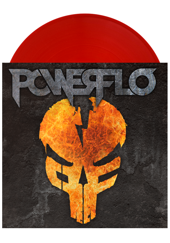 POWERFLO - Powerflo (Red LP)
