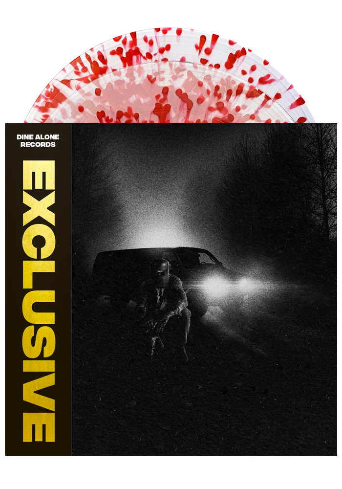 Random Acts of Violence - Original Soundtrack Music (Blood Splatter 2LP)-Wade MacNeil / Andrew Gordon Macpherson-Dine Alone Records