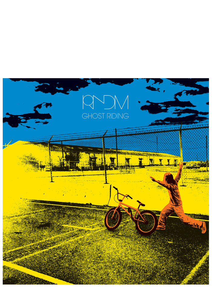 RNDM - Ghost Riding (CD)