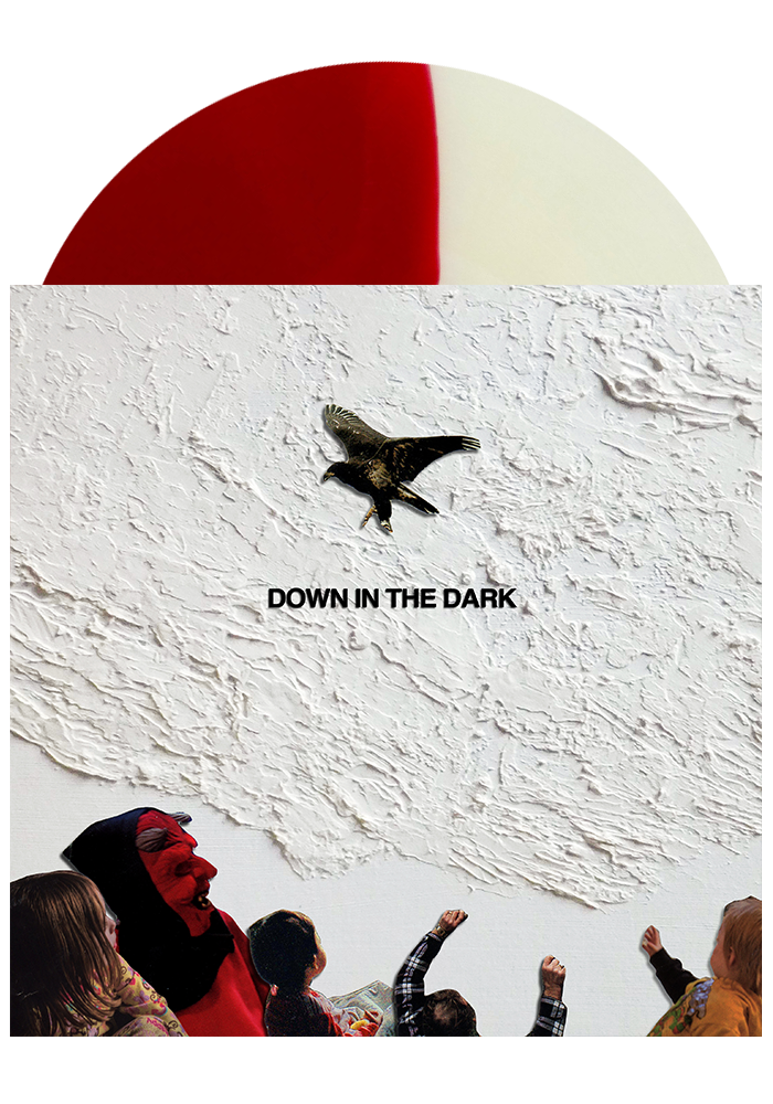 Safe To Say - Down In The Dark (Bone & Red Colour LP)