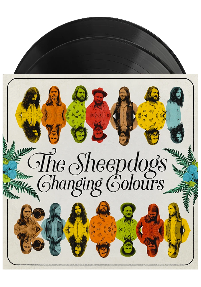 The Sheepdogs - Changing Colours (2LP)