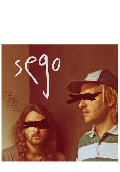 Sego - Once Was Lost Now Just Hanging Around (CD)