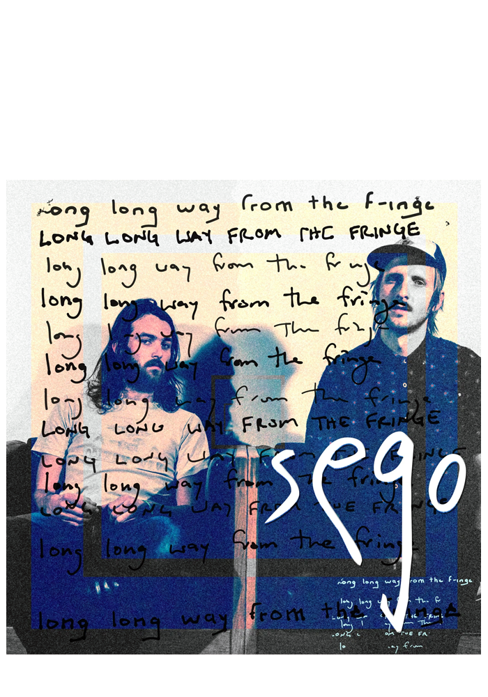 Long Long Way From The Fringe EP (CD)-Sego-Dine Alone Records