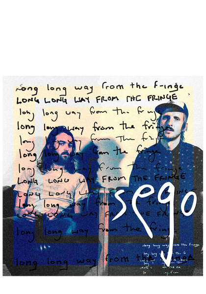 Sego - Long Long Way From The Fringe EP (CD)