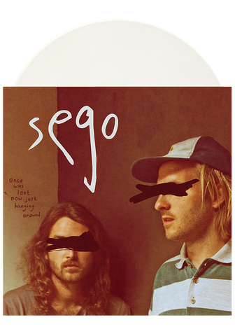 Sego - Once Was Lost Now Just Hanging Around (LP)