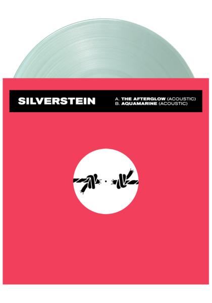 "The Afterglow / Aquamarine Acoustic (7"")-Silverstein-Dine Alone Records"