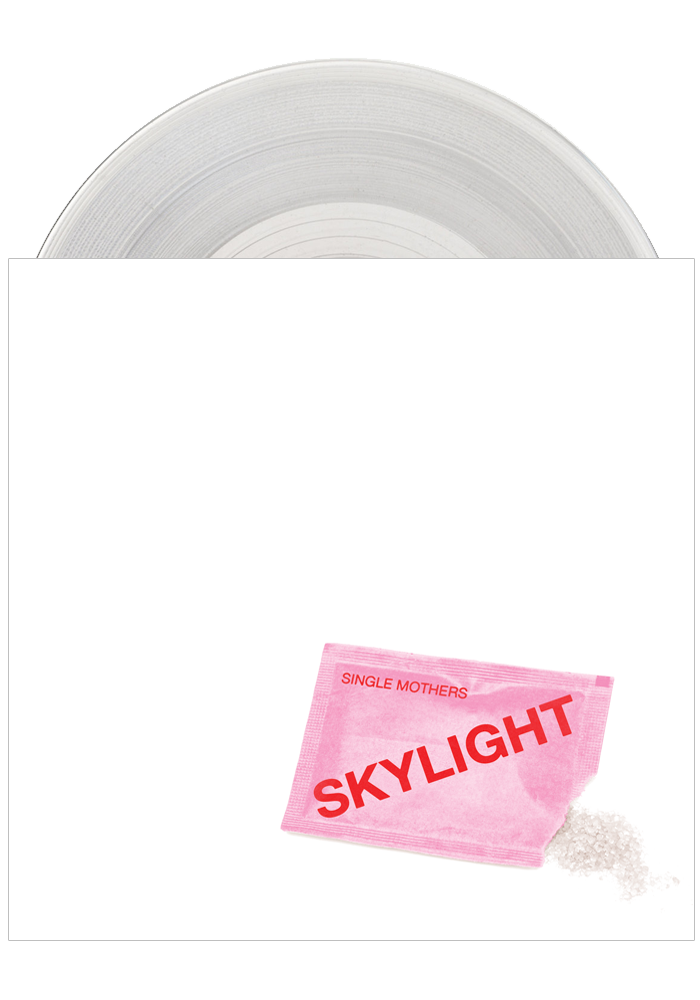 "Single Mothers - Skylight b/w Army Green (Clear 7"")"