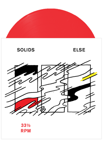 Solids - Else (LP)