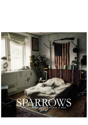 SPARROWS - Let The Silence Stay Where It Was (CD) - New Damage Records