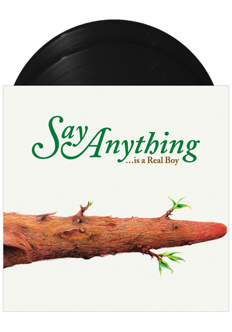 Say Anything - Is A Real Boy (2LP)