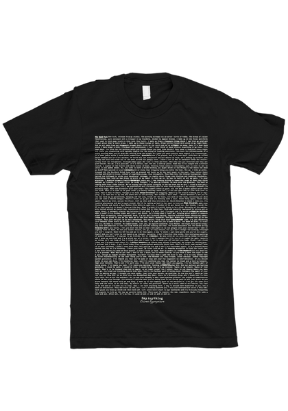 Say Anything - Oliver Appropriate (LP) + T-Shirt