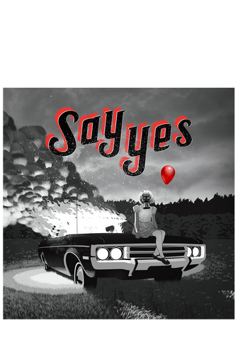 Say Yes - Say Yes EP (CD)