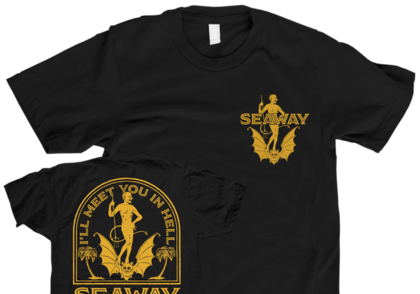 Seaway - I'll Meet You In Hell T-Shirt (Black)