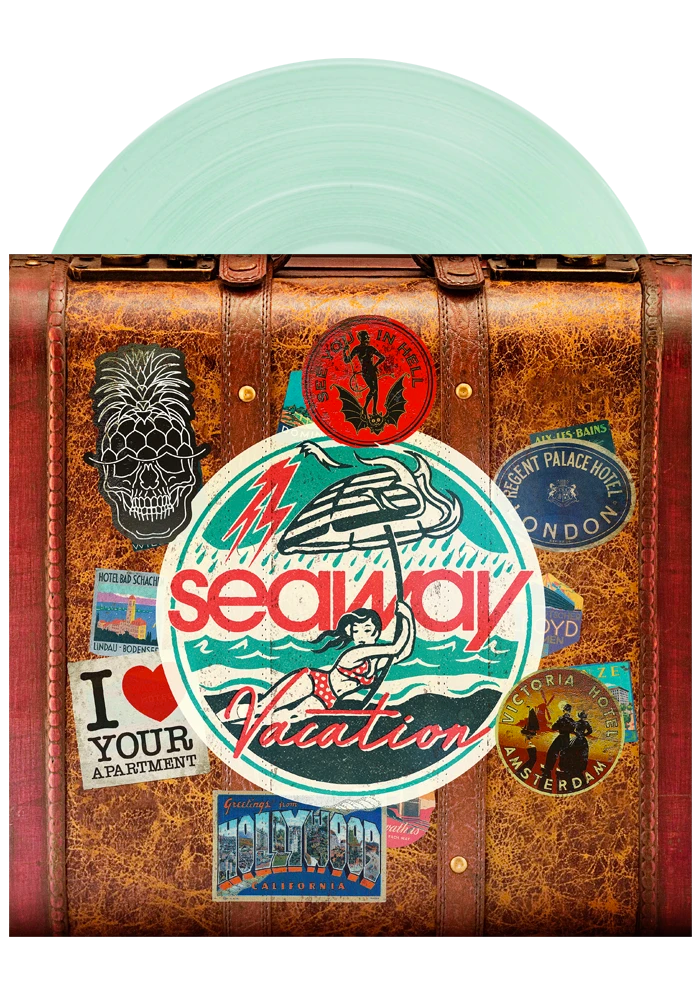 Seaway - Vacation (Coke Bottle LP)