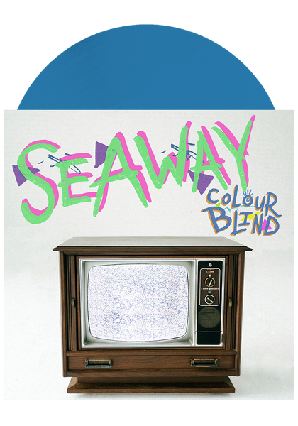 Seaway - Colour Blind (Blue LP)