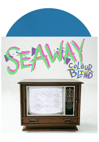SEAWAY - Colour Blind (Blue LP) - New Damage Records